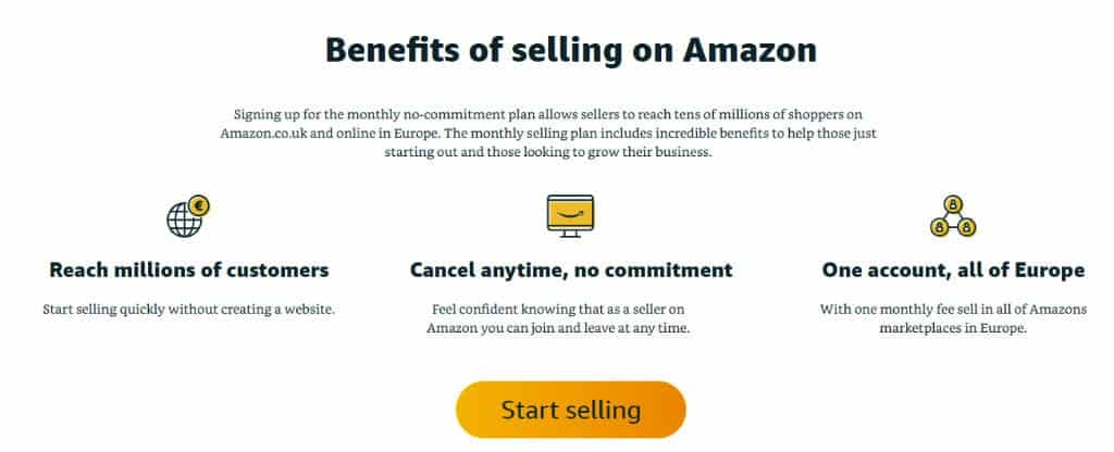 be your own boss on amazon
