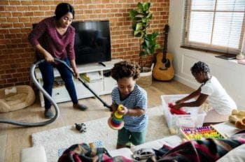 Habits Of People Who Always Have Clean Homes
