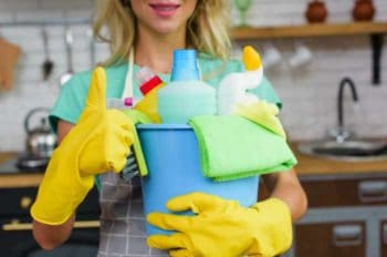 frugal cleaning tips