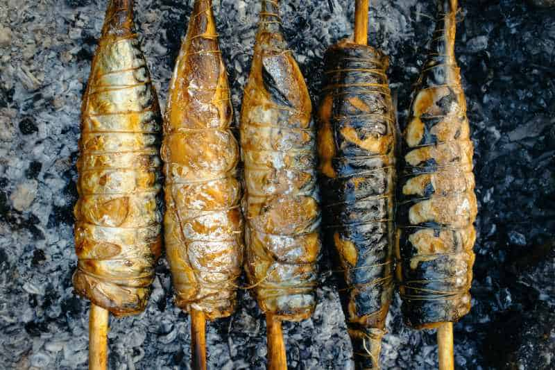 cheap foods with high nutritional value - mackerel