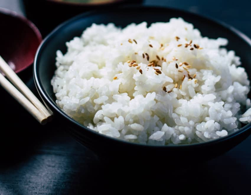 is it safe to meal prep rice - how to meal prep rice