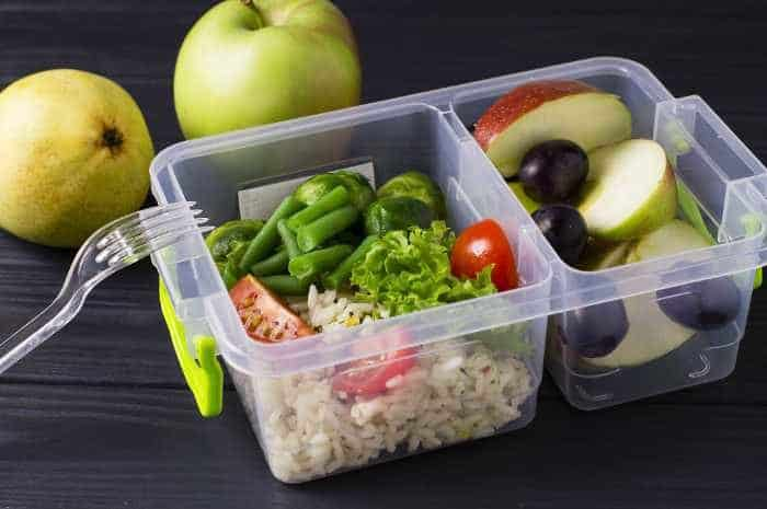 meal prep without fridge