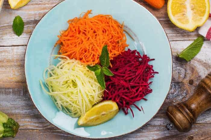 which vegetables can you spiralize