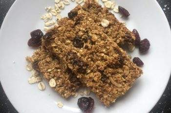 easy flapjack recipe without butter