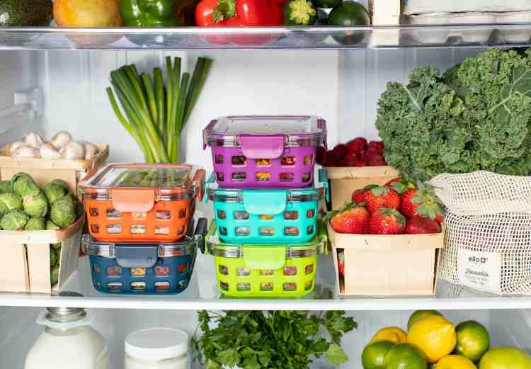 refrigerated meal preps
