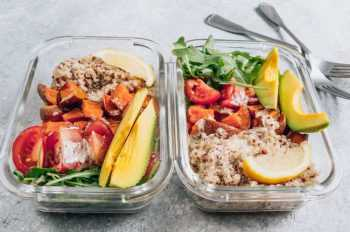 what size should meal prep containers be