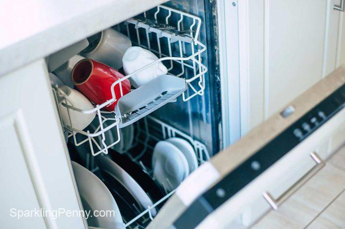 forgot to put soap in dishwasher