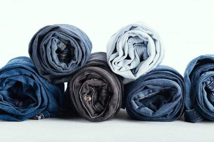how to dry jeans in dryer without shrinking