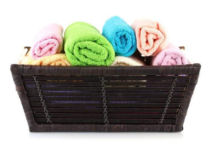 how to wash towels by hand