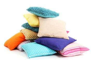 how to wash cushions with no zip